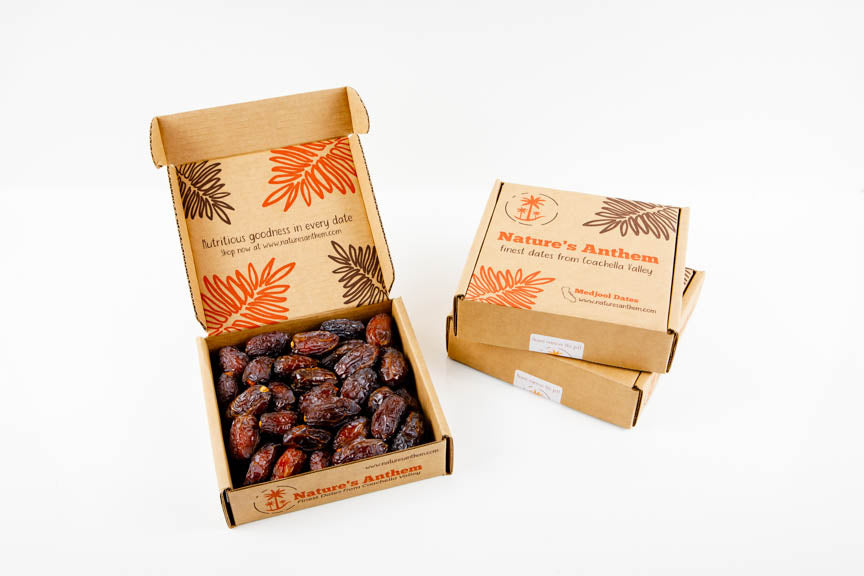 2LB - LARGE MEDJOOL DATES - $20.00