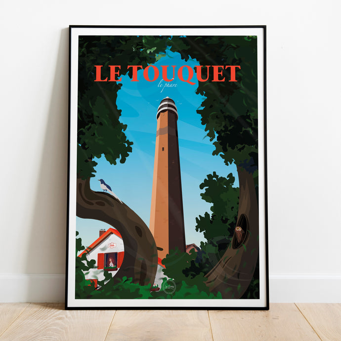 LE TOUQUET - LE PHARE
