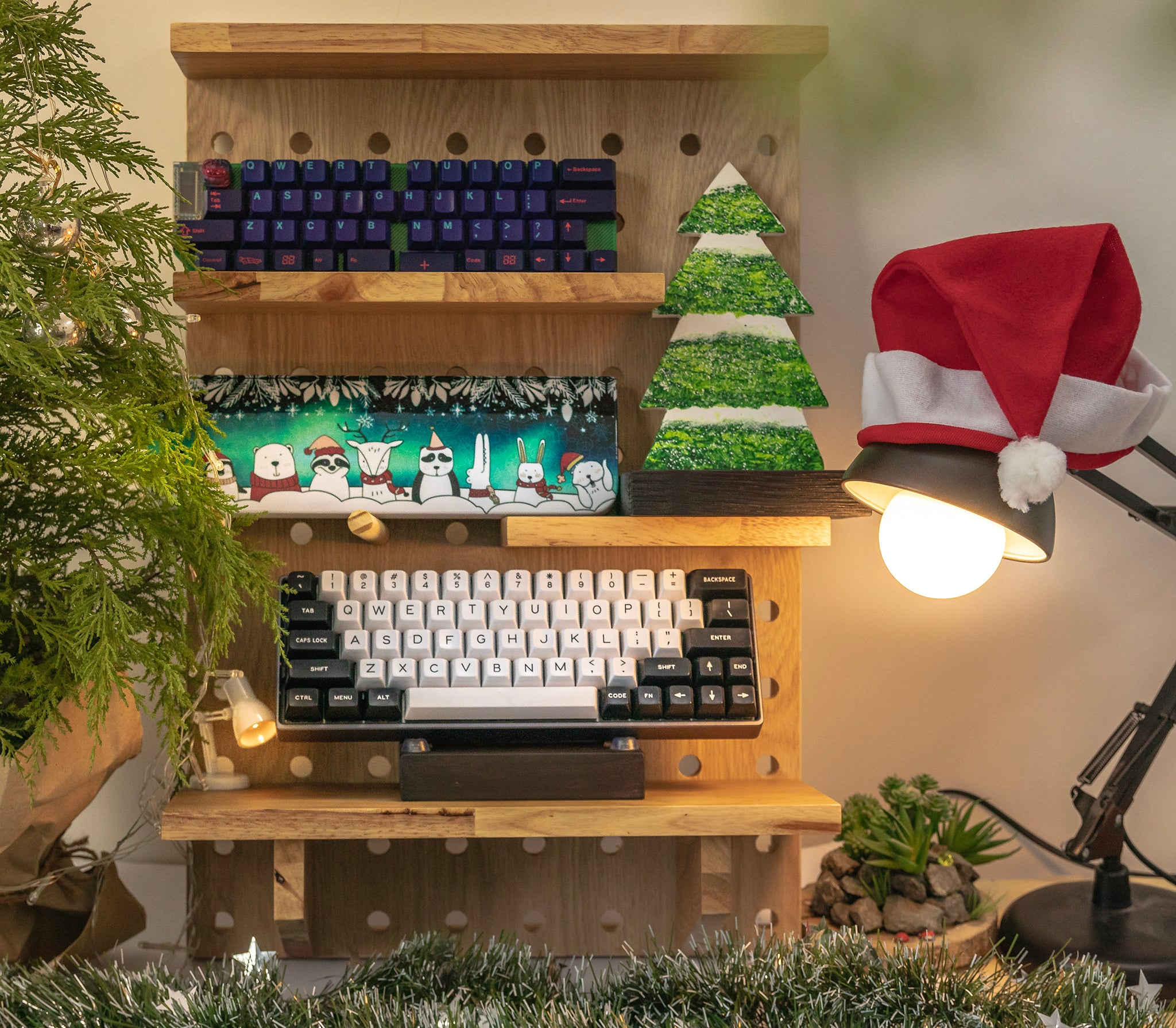 Xmas Wrist Rest Collection