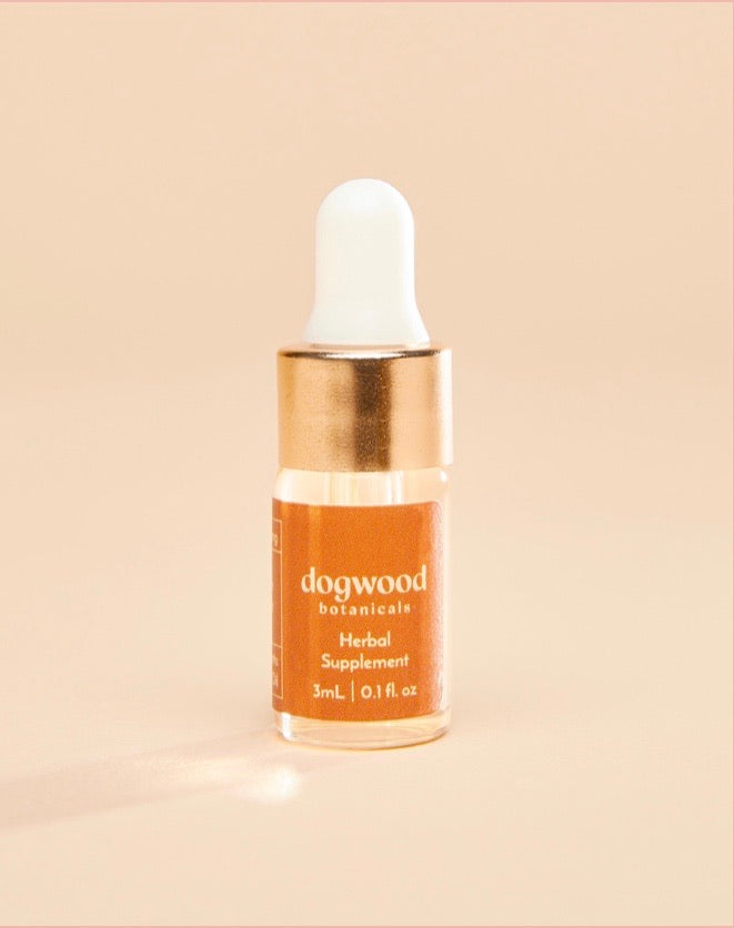 Dogwood Botanicals Herbal Drops - Farewell Frances