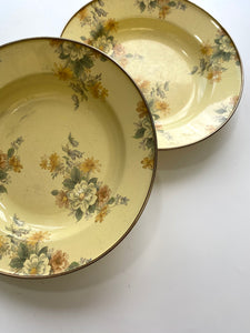 Camp Mackenzie - Childs Enamel Plate set