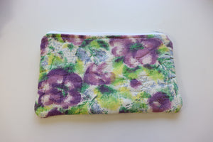 Small Zipper Pouch I