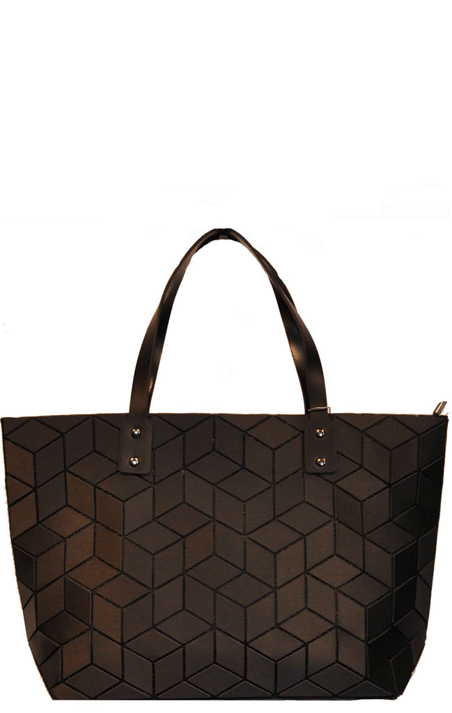 Irregular Pattern Tote Bag