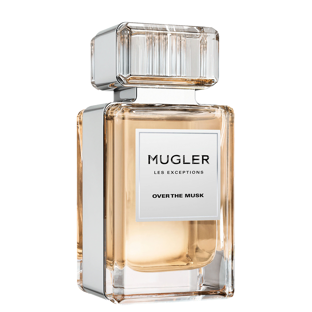 Mugler Les Exceptions Over The Musk EDP