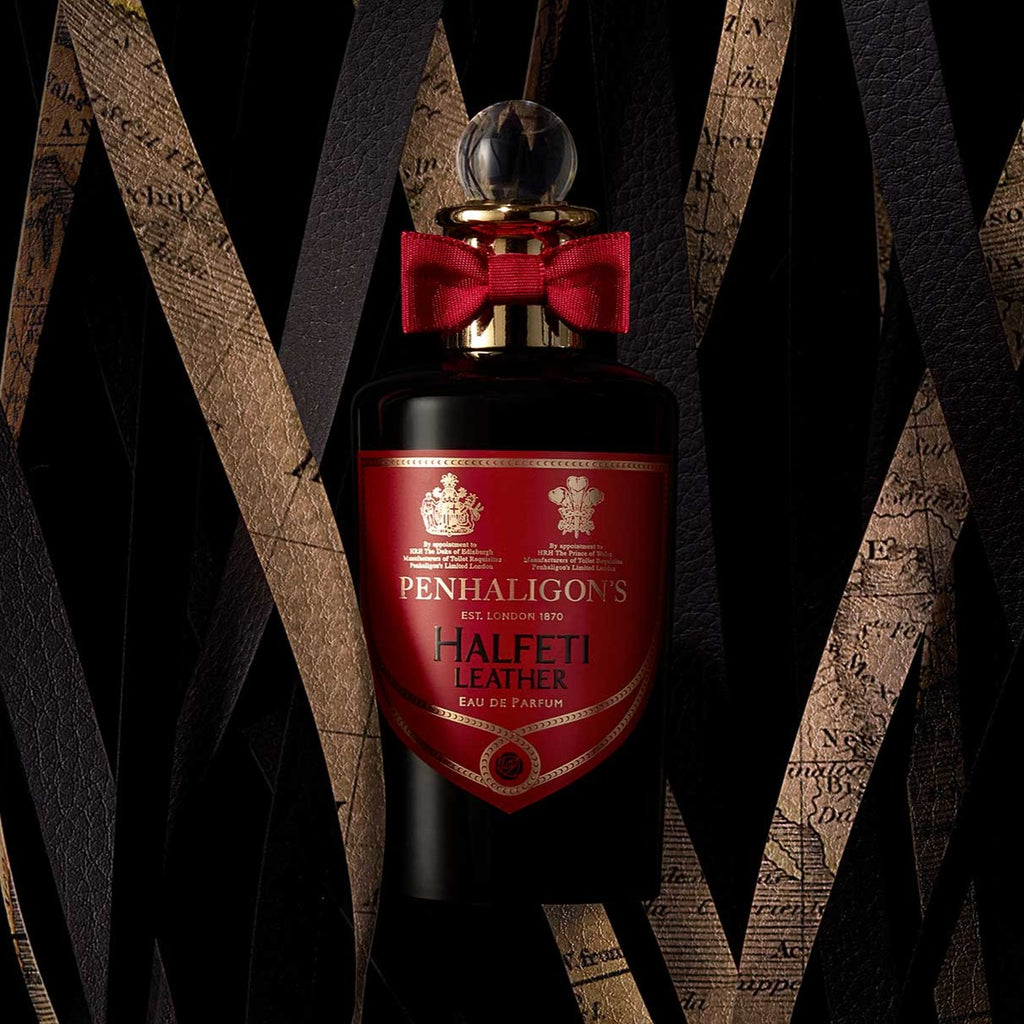 Penhaligon's Halfeti Leather EDP