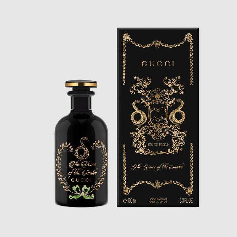 Gucci The Alchemist's Garden The Voice of the Snake EDP
