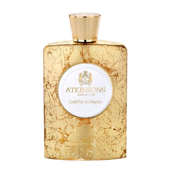 Atkinsons Gold Fair in Mayfair EDP