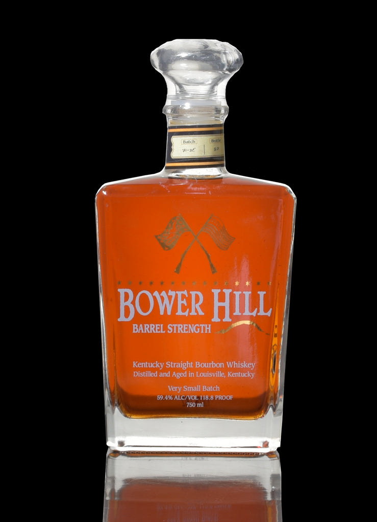 Bower Hill Barrel Strength Bourbon