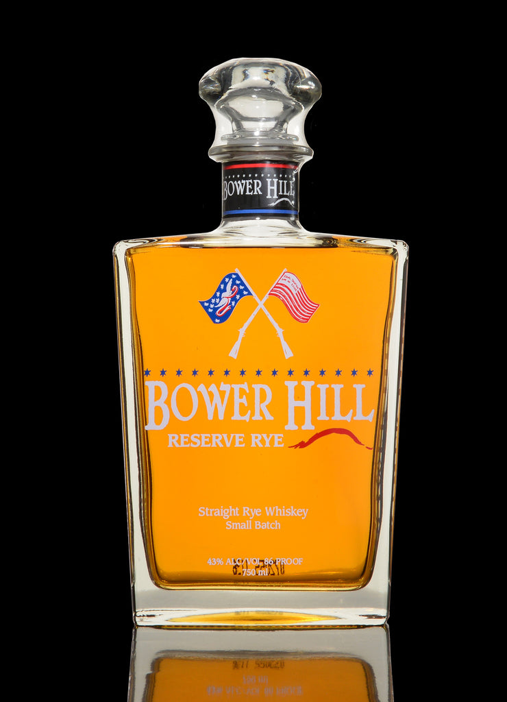 Bower Hill Barrel Reserve Rye