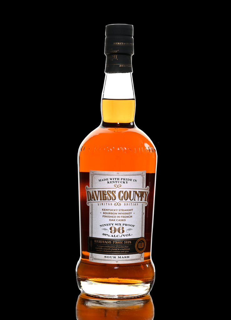 Daviess County Straight Bourbon - French Oak Finish