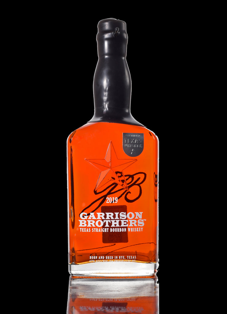 Garrison Brothers Texas Straight Bourbon Fall 2019