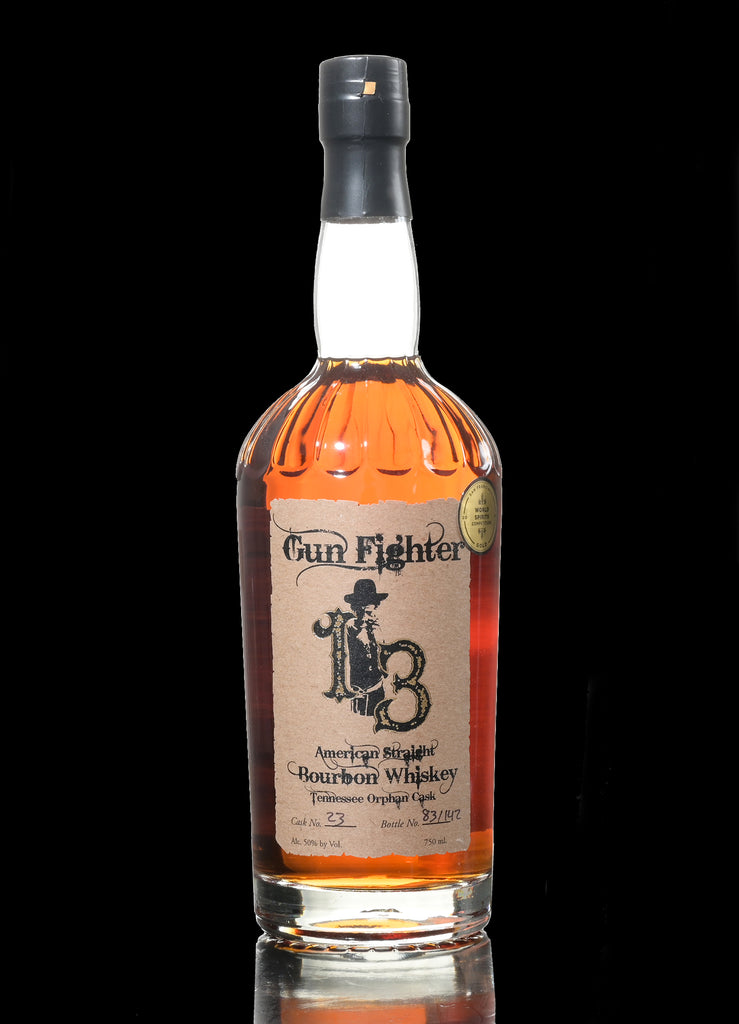 Gun Fighter 13 Yr. Single Barrel Bourbon