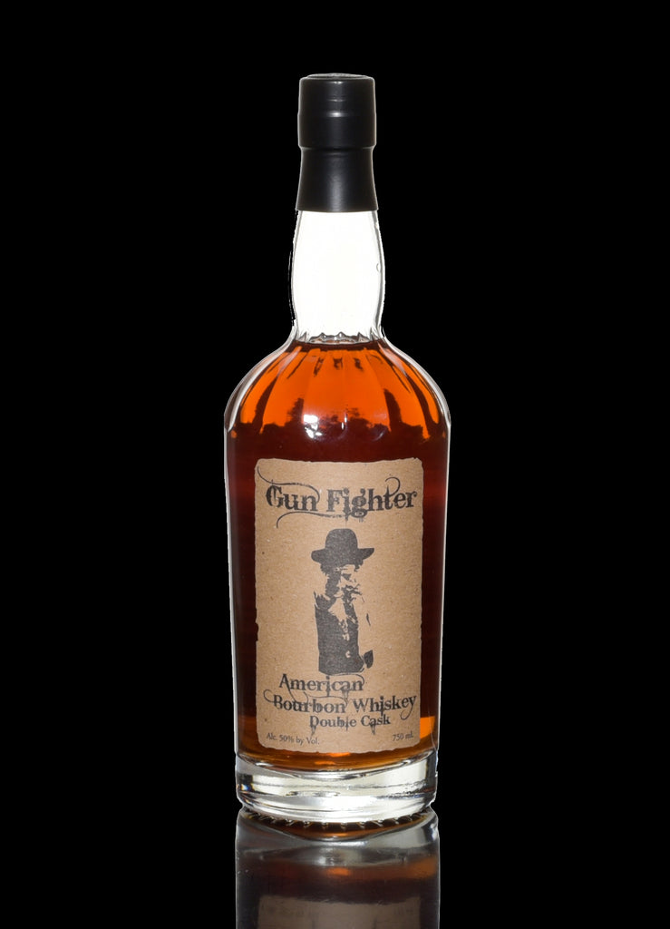 Gun Fighter American Bourbon   finish in French Port Barrels