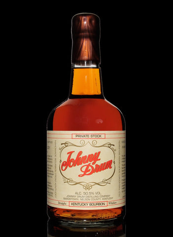 Johnny Drum Private Stock (Straight Bourbon)