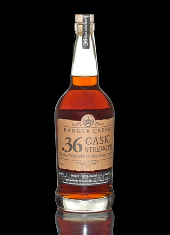 Ranger Creek .36 Straight Bourbon-Cask Strength