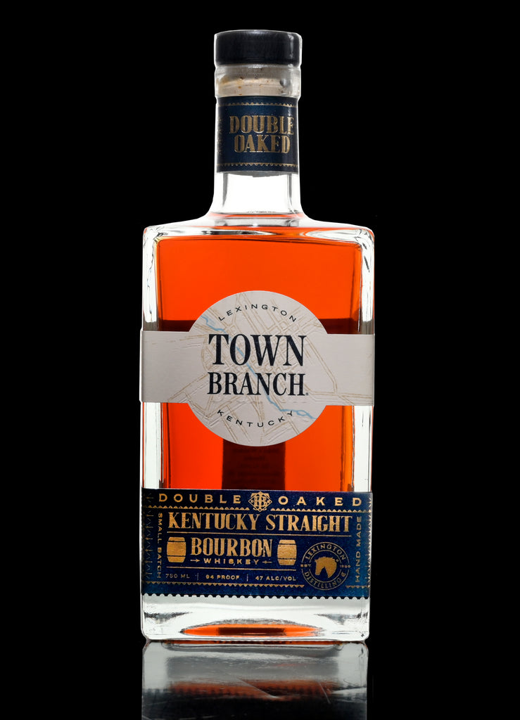 Town Branch Double Oaked Straight Bourbon