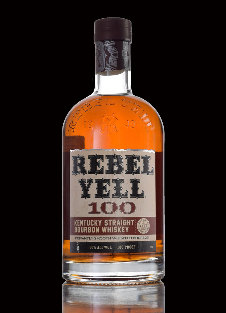 Rebel Yell Straight Bourbon 100 proof