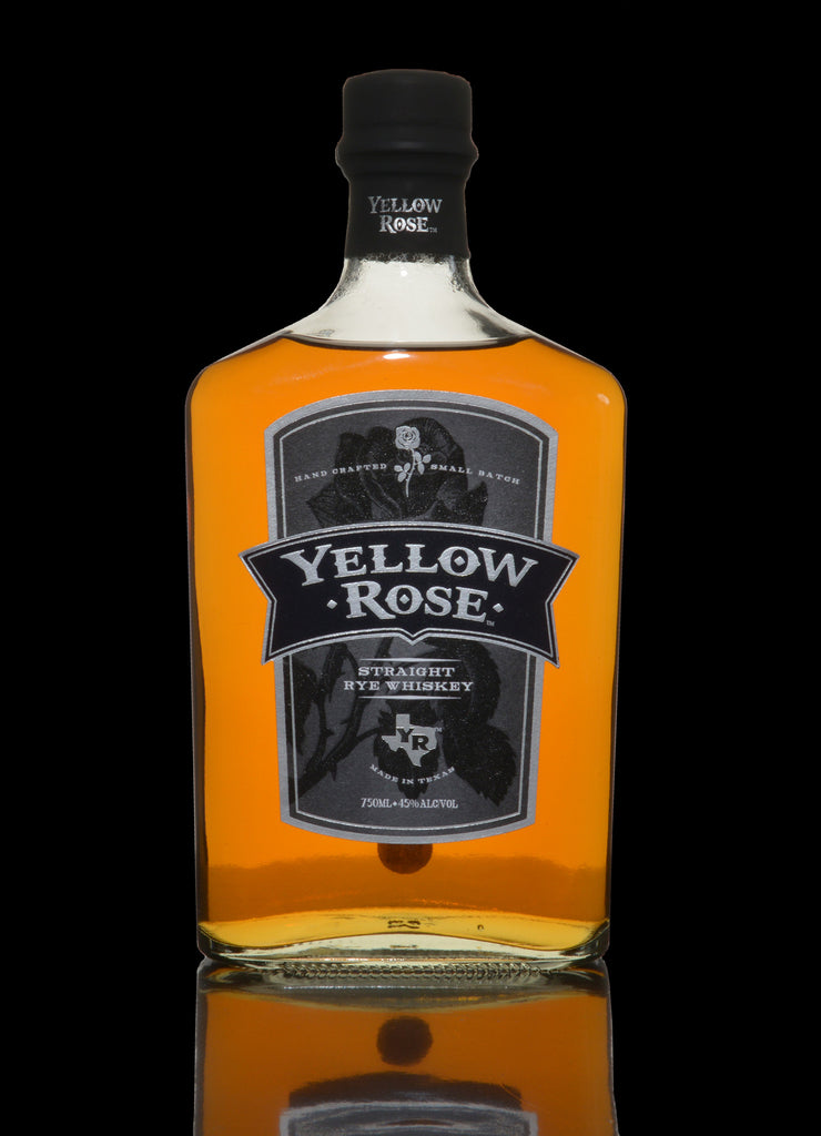 Yellow Rose (Straight Rye) 750ml