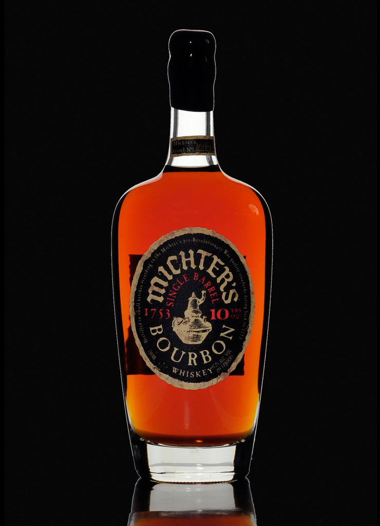 Michter's 10 Year-Old (Single Barrel Bourbon) 750ml