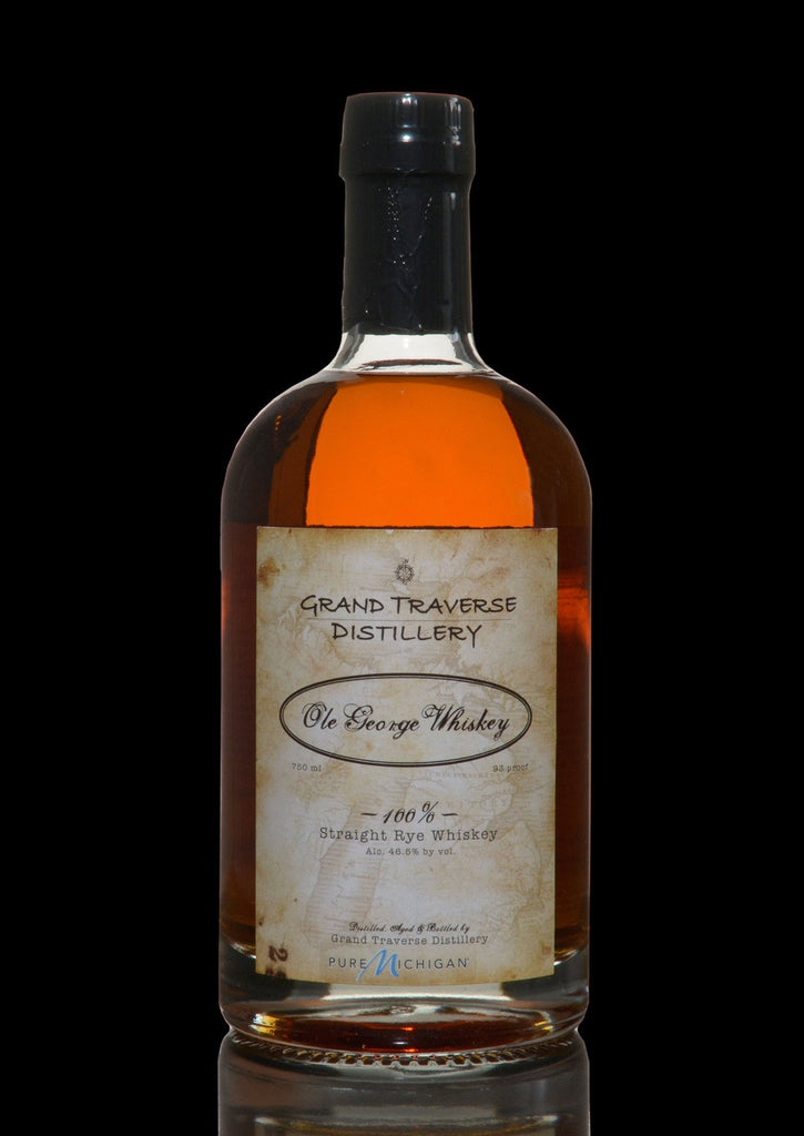 Grand Traverse (Straight Rye) 750ml