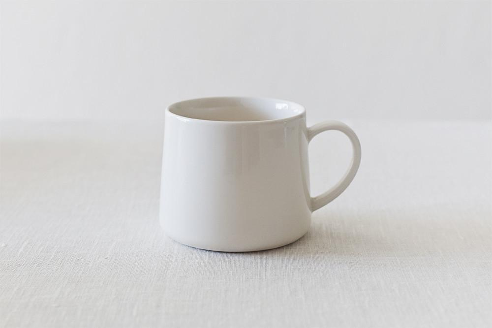 "CLASKA DO Mug Cup SLIM - White Mug CLASKA CLASKA ""DO"" Mug Cup SLIM - White"