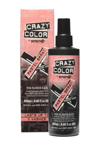 Crazy Color Pastel Spray Peachy Coral