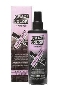 Crazy Color Pastel Spray Marshmallow