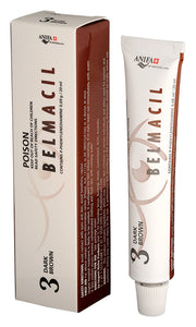 Belmacil No. 3 Dark Brown Tint