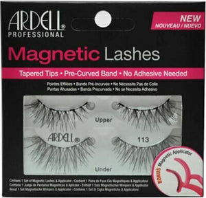 Ardell Kwik Pre-Cut 113 Magnetic Lashes