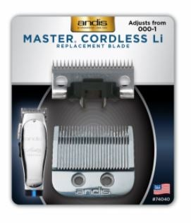 Andis Master Cordless Ll replacement blade