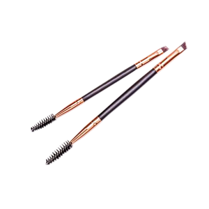 Henna Brow Application Brush & Comb – 2 pack