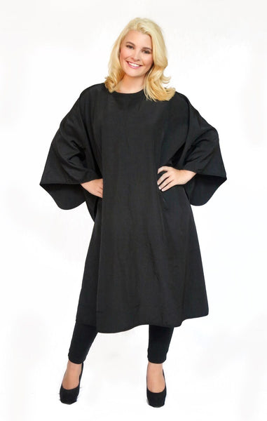 "Premium Crinkle Cutting Cape (58"" x 54"")"