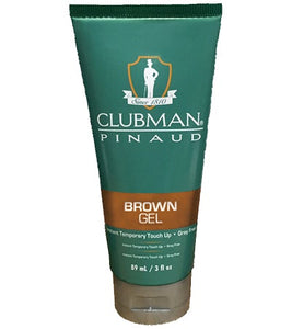 Clubman Pinaud Brown Gel (3 FL Oz)