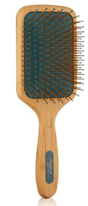 Agave Healing Oil Natural Bamboo Paddle Brush