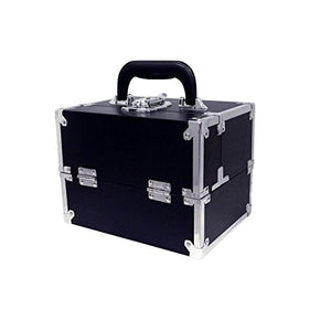 "City Lights Lockable Beauty Case 65/8"" x 9 x 65/8"""
