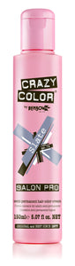 Crazy Color Semi-Permanent Hair Color Cream - Slate No. 74 (150ml)