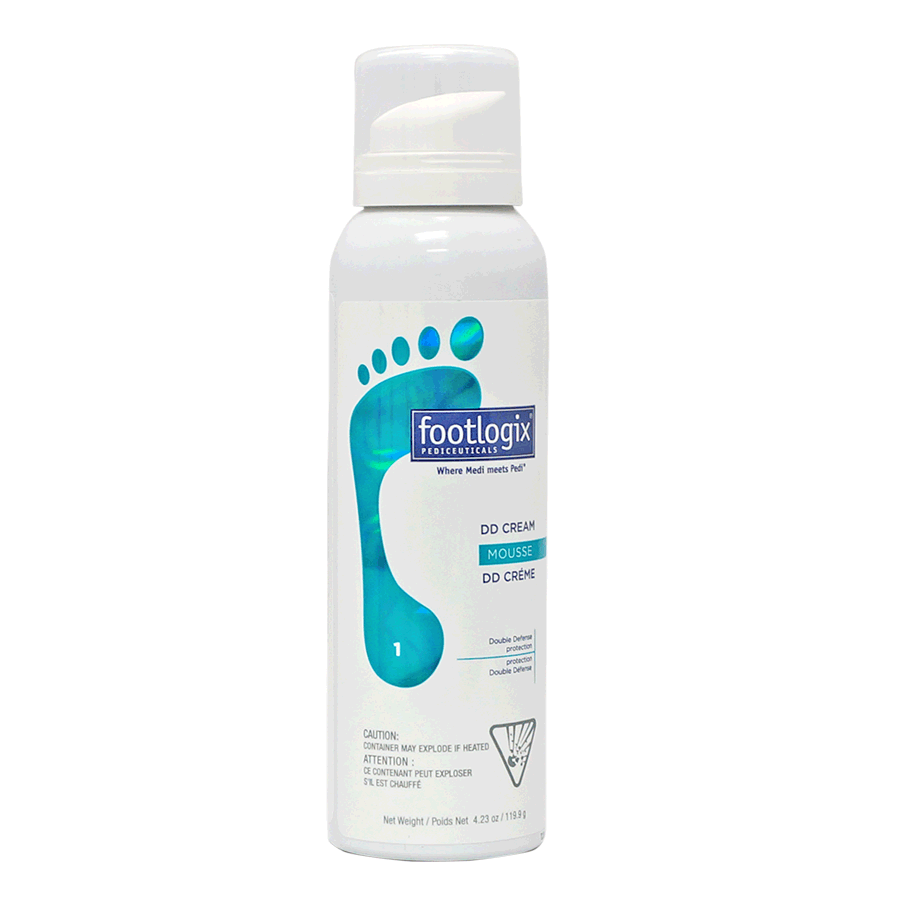 Footlogix DD Cream Mouse Formula (4.2 Oz)
