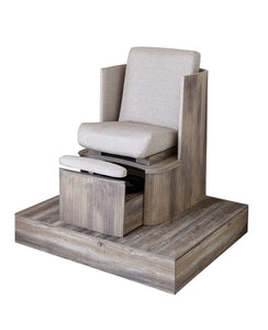 Dorset Pedicure Chair with Platform