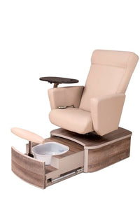 Element Pedicure Chair (No-Plumbing) Custom Colors