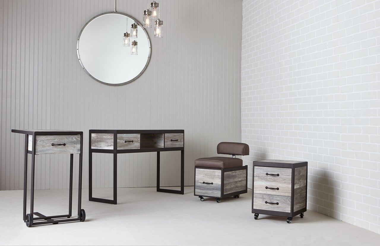 Elora Salon Furniture Collection - Complete Set