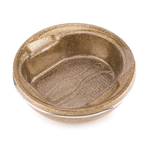 Belava Glitter Pedicure Bowl - Gold