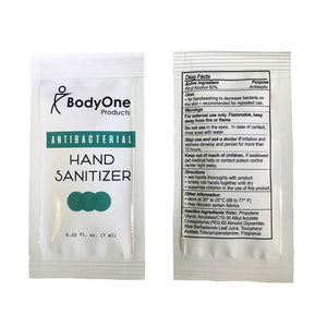 BodyOne Hand Sanitizer (0.25 oz)