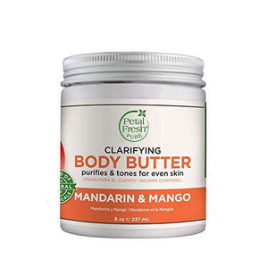 Mandarin & Mango Body Butter (8 Oz)