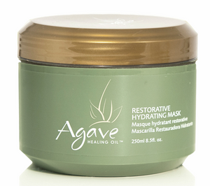 Agave Healing Oil Restorative Hydrating Mask (8.5 Oz)