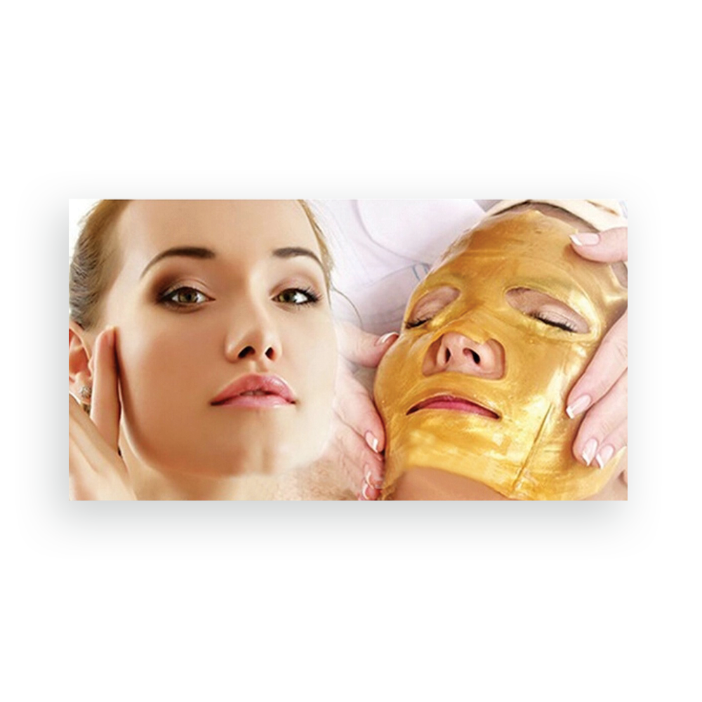 NEW Collagen Gold Powder Facial Mask