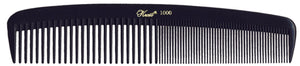 "Krest No. 1000 8-1/2"" Master Waver Comb (12 pack)"