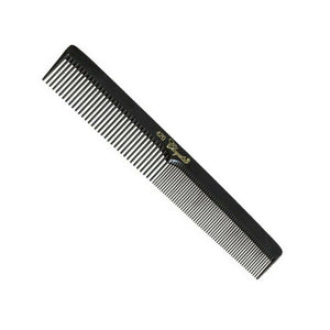 "Cleopatra No. 420 7"" Flat/Square Back Finger Wave Comb (12 pack)"
