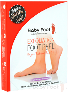 Baby Foot Original Peel