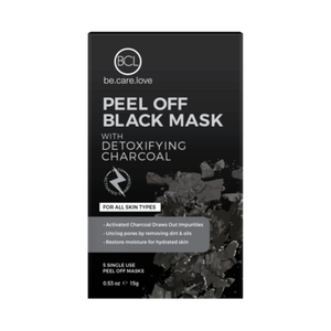 Peel Off Black Charcoal Mask (10 / Pack)