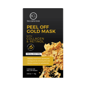 Peel Off Gold Mask (5 Pack)